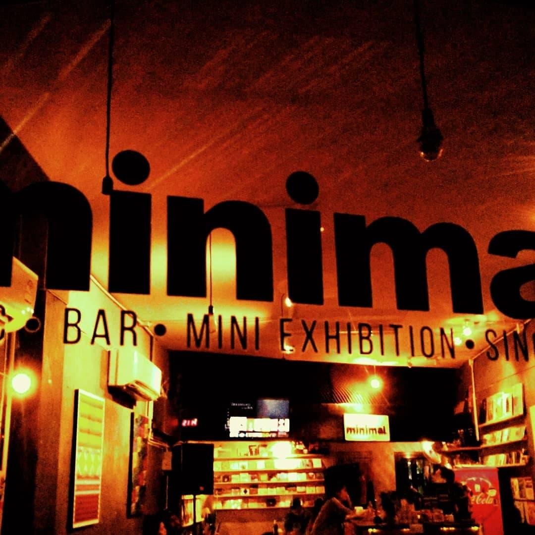 Minimal Bar / Minimal Record Chiangmai Thailand